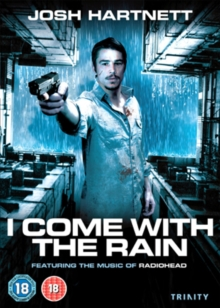 I Come With the Rain, DVD  DVD