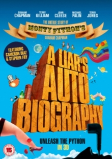 A   Liar's Autobiography: The Untrue Story of Monty Python's..., DVD DVD