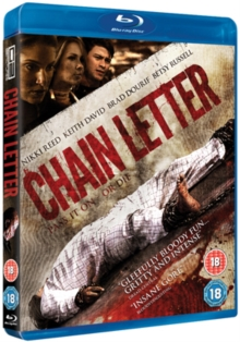 Chain Letter, Blu-ray  BluRay