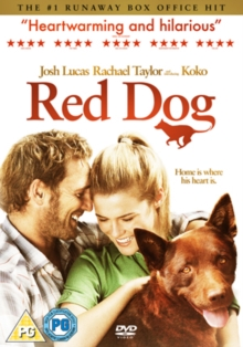 Red Dog, DVD  DVD