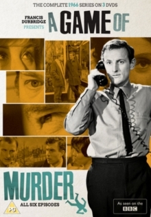 A   Game of Murder, DVD DVD