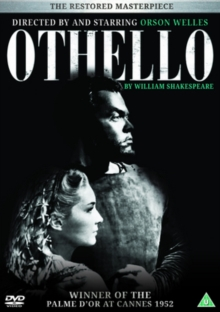 Othello, DVD  DVD