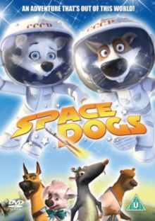 Space Dogs, DVD  DVD
