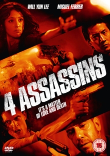 4 Assassins, DVD  DVD