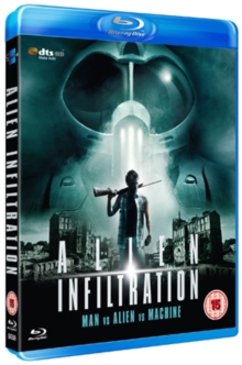 Alien Infiltration, Blu-ray  BluRay