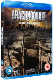 Arachnoquake, Blu-ray  BluRay