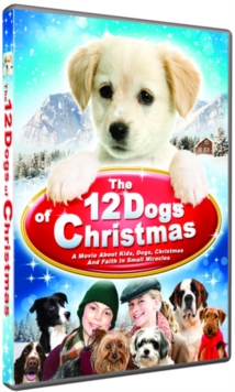 The 12 Dogs of Christmas, DVD DVD