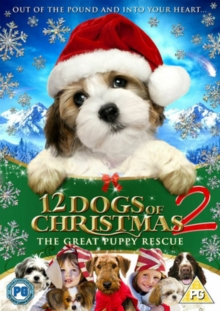 12 Dogs of Christmas 2: Great Puppy Race, DVD  DVD