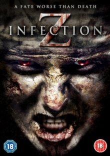 Infection Z, DVD  DVD