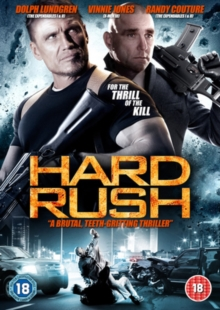 Hard Rush, DVD  DVD