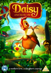 Daisy - A Hen Into the Wild, DVD  DVD