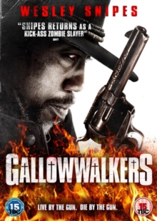 Gallowwalkers, DVD  DVD