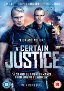 A   Certain Justice, DVD DVD