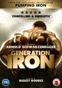 Generation Iron, DVD  DVD