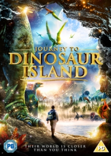 Journey to Dinosaur Island, DVD  DVD