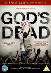 God's Not Dead, DVD  DVD