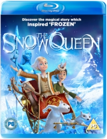 The Snow Queen, Blu-ray BluRay