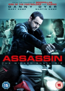 Assassin, DVD  DVD