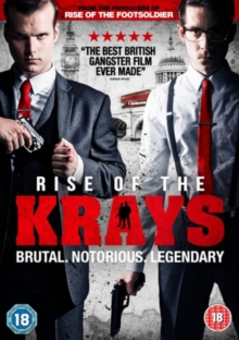 Rise of the Krays, DVD  DVD