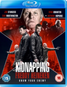 Kidnapping Freddy Heineken, Blu-ray  BluRay