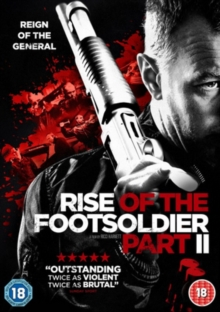 Rise of the Footsoldier II, DVD  DVD