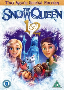 The Snow Queen/The Snow Queen: Magic of the Ice Mirror, DVD DVD