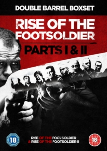 Rise of the Footsoldier/Rise of the Footsoldier Part II, DVD  DVD