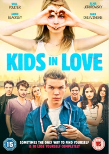 Kids in Love, DVD DVD