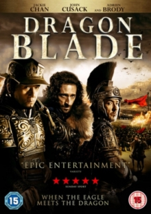Dragon Blade, DVD DVD