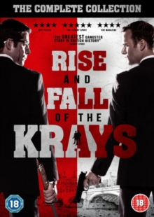 The Rise and Fall of the Krays, DVD DVD