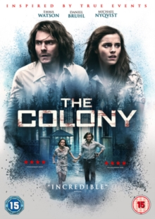 The Colony, DVD DVD