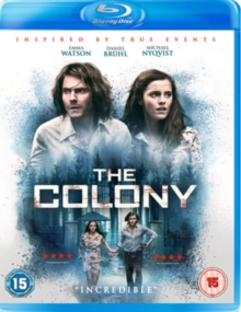 The Colony, Blu-ray BluRay