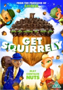 Get Squirrely, DVD DVD