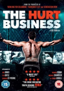 The Hurt Business, DVD DVD