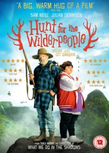 Hunt for the Wilderpeople, DVD DVD
