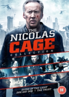 The Nicolas Cage Collection, DVD DVD