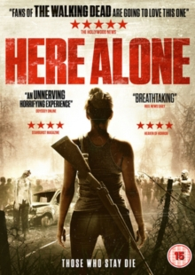 Here Alone, DVD DVD