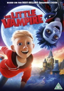The Little Vampire, DVD DVD