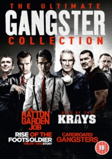 The Ultimate Gangster Collection, DVD DVD