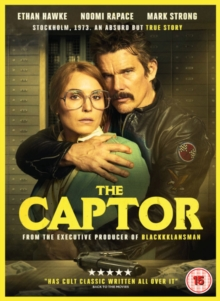 The Captor, DVD DVD