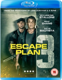 Escape Plan 3, Blu-ray BluRay