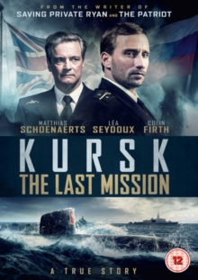 Kursk - The Last Mission, DVD DVD