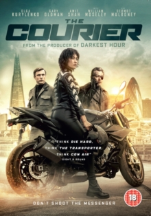 The Courier, DVD DVD