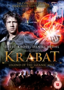 Krabat and the Legend of the Satanic Mill, DVD  DVD
