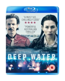 Deep Water, Blu-ray BluRay
