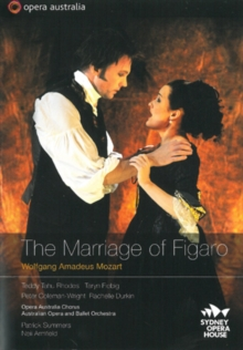The Marriage of Figaro: Opera Australia (Summers), DVD DVD