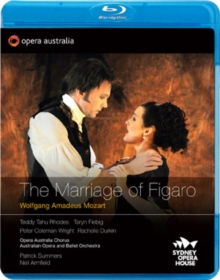 The Marriage of Figaro: Opera Australia (Summers), Blu-ray BluRay