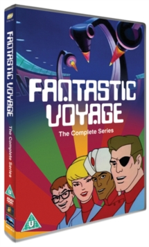 Fantastic Voyage: The Complete Series, DVD  DVD