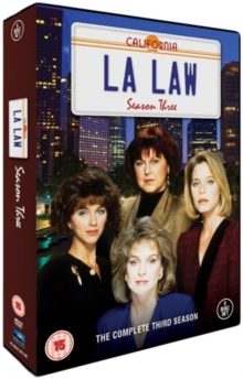L.A. Law: The Complete Third Season, DVD DVD
