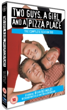 Two Guys, a Girl and a Pizza Place: Season 2, DVD  DVD